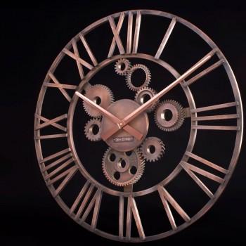 Дизайнерские часы Industrial — медь