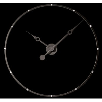 Дизайнерские часы Crystal — графит