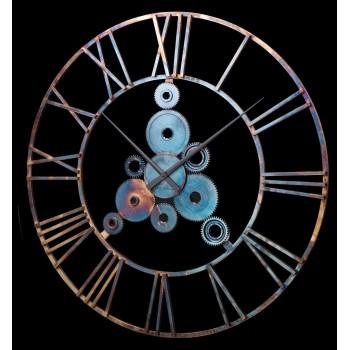 Дизайнерские часы Industrial — старый хром