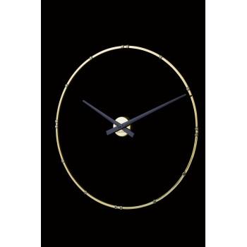 Дизайнерские часы Crystal —золото глянец