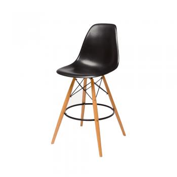 Барный стул Eames Bar Chair (черный)