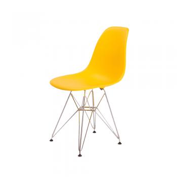 Стул Eames DSR Chair (желтый)