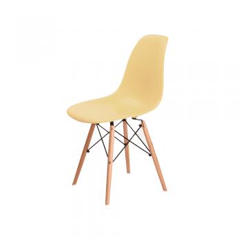 Стул Eames DSW Chair (кремовый)