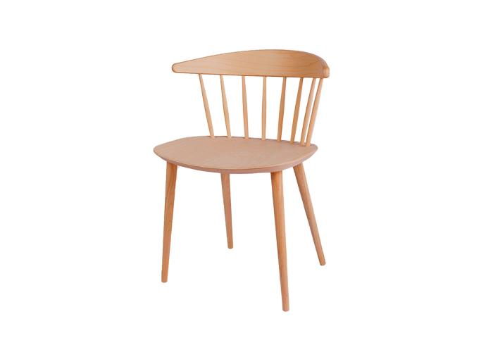 Стул J104 Chair (натуральный)  1
