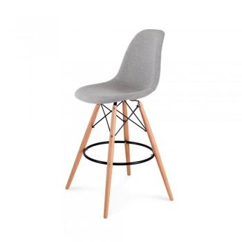Барный стул Eames Bar Chair (ткань)