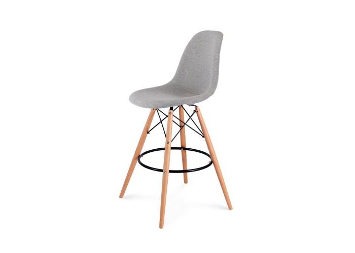 Барный стул Eames Bar Chair (ткань)  1