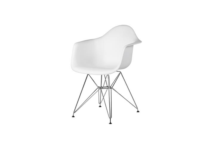 Eames DAR Chair (белый)  1