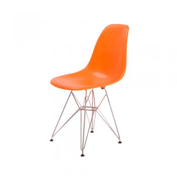 Стул Eames DSR Chair (оранжевый)