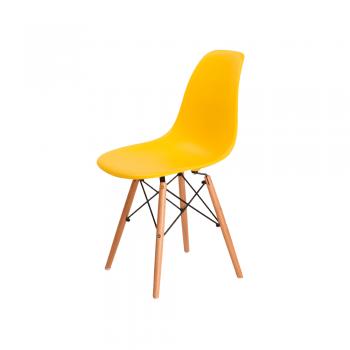 Стул Eames DSW Chair (желтый)