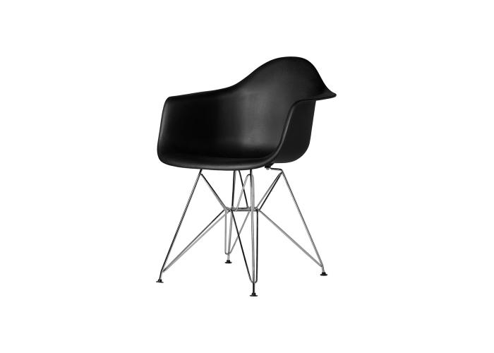 Eames DAR Chair (черный)  1