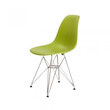 Стул Eames DSR Chair (зеленый)