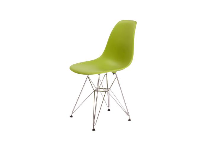 Стул Eames DSR Chair (зеленый)  1