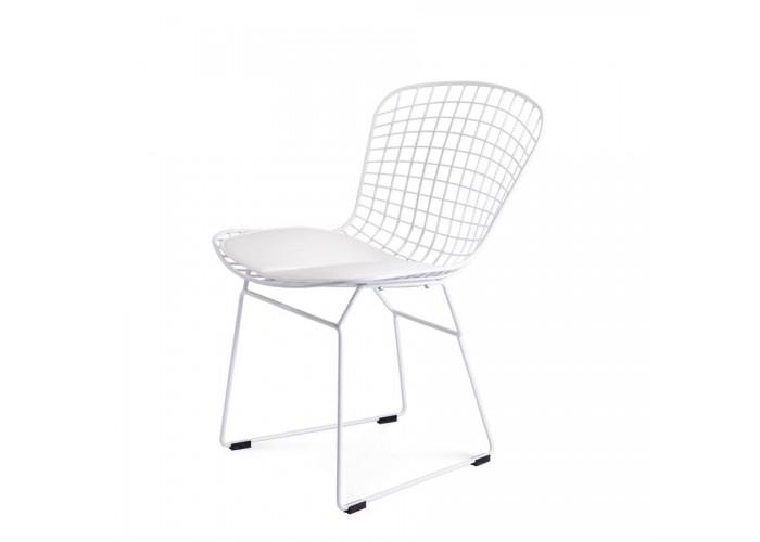 Стул Bertoia Chair (белый)  1