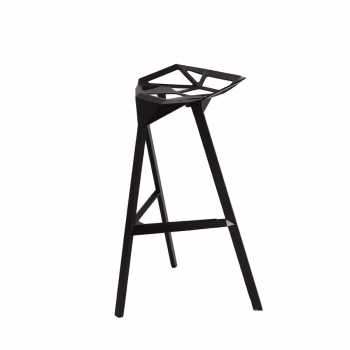 Барный стул Chair One Bar (черный)