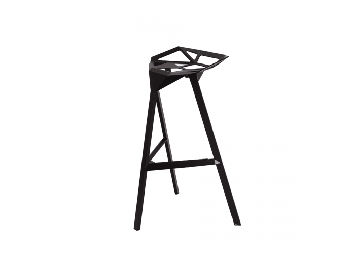 Барный стул Chair One Bar (черный)  1
