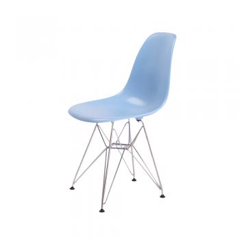 Стул Eames DSR Chair (голубой)