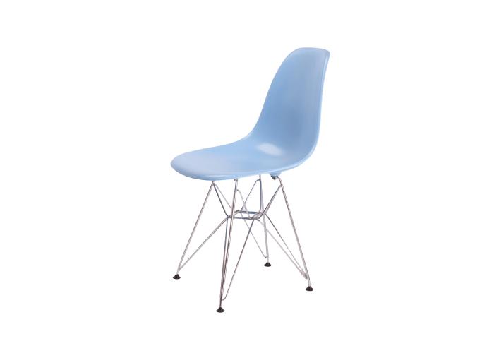 Стул Eames DSR Chair (голубой)  1