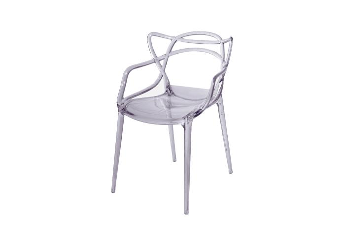 Стул Masters Chair (прозрачный)  1
