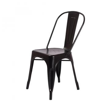 Стул Tolix Chair (черный)