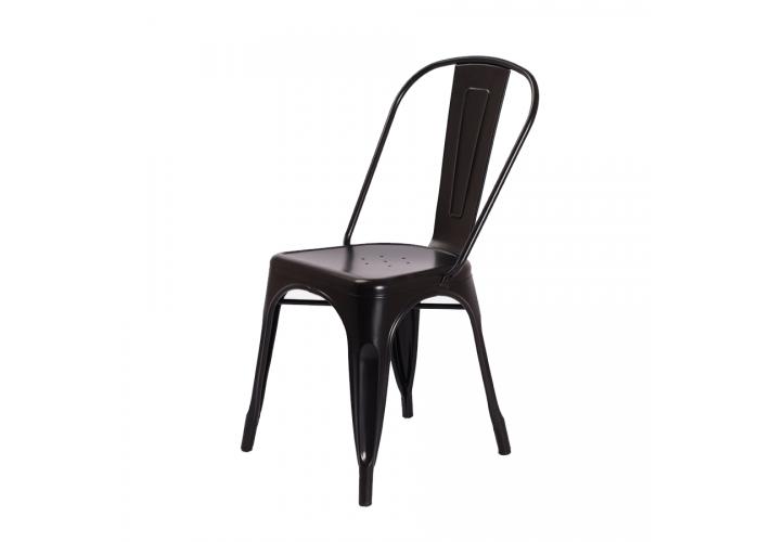 Стул Tolix Chair (черный)  1