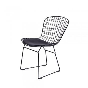 Стул Bertoia Chair (черный)