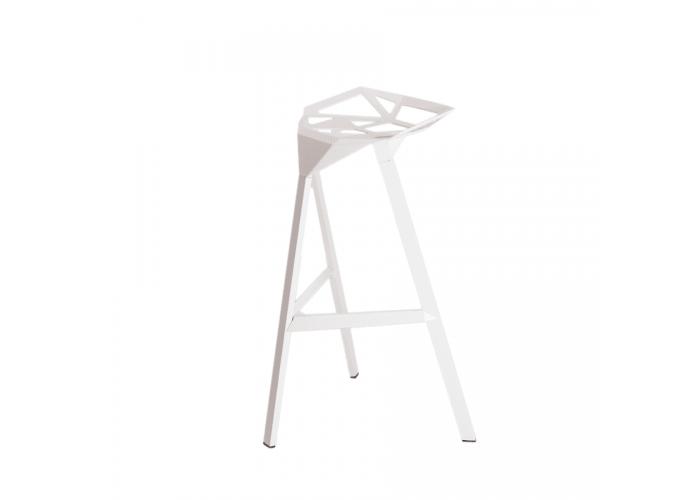 Барный стул Chair One Bar (белый)  1