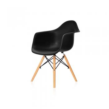 Eames DAW Chair (черный)