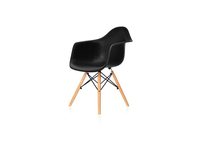 Eames DAW Chair (черный)  1