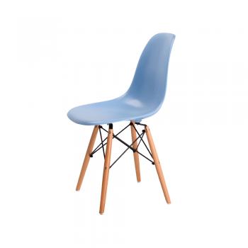 Стул Eames DSW Chair (голубой)