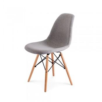 Стул Eames DSW Fabric (серый)