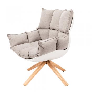 Кресло Husk Outdoor Chair (серый)