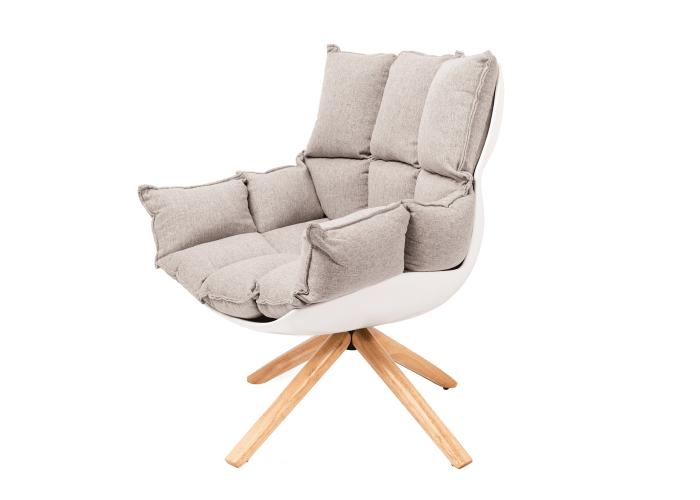 Кресло Husk Outdoor Chair (серый)  1
