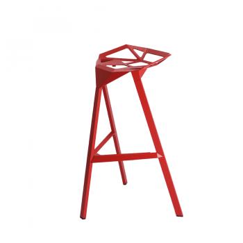 Барный стул Chair One Bar (красный)