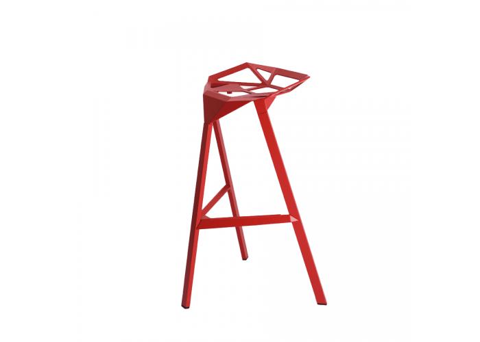 Барный стул Chair One Bar (красный)  1