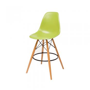 Барный стул Eames Bar Chair (зеленый)