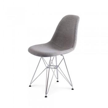 Стул Eames DSR Fabric (серый)