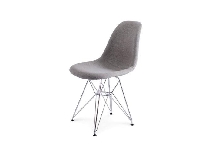 Стул Eames DSR Fabric (серый)  1