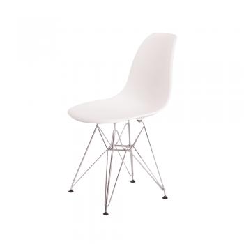 Стул Eames DSR Chair (белый)