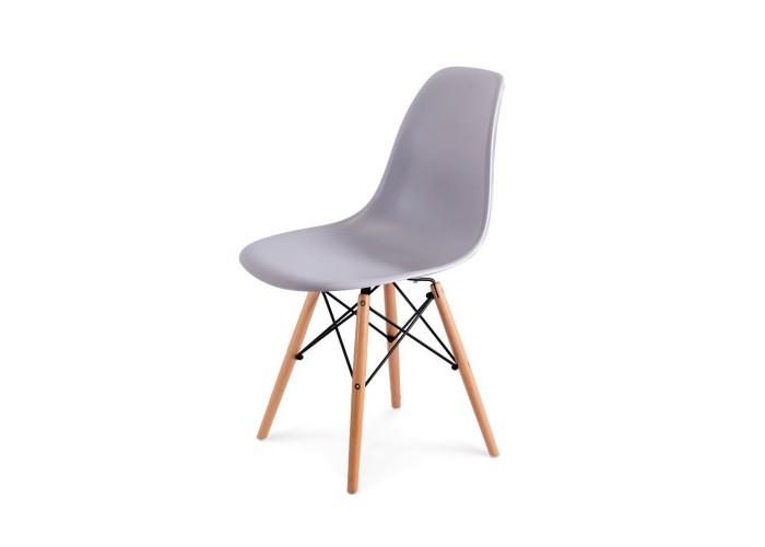 Стул Eames DSW Chair (серый)  1