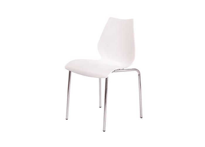 Стул Maui Chair (белый)  1