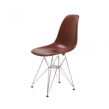 Стул Eames DSR Chair (кофейный)