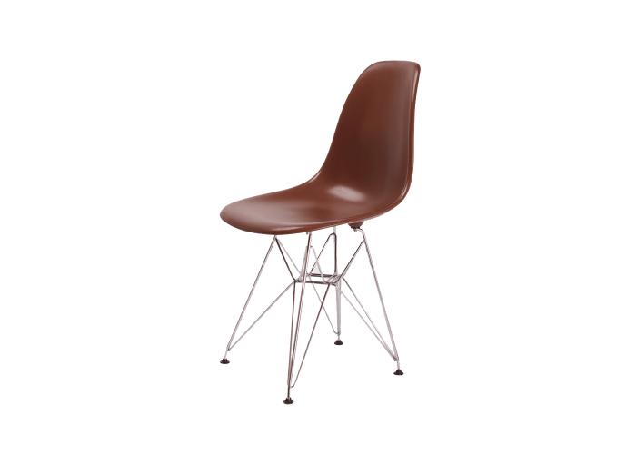 Стул Eames DSR Chair (кофейный)  1