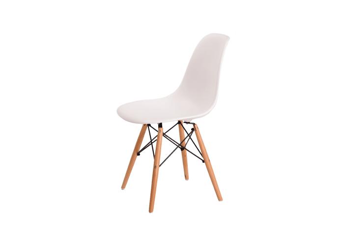 Стул Eames DSW Chair (белый)  1