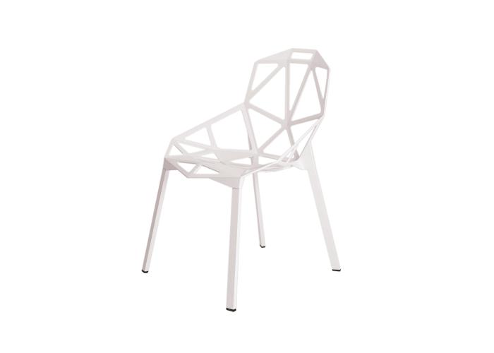 Стул Chair One (белый)  1
