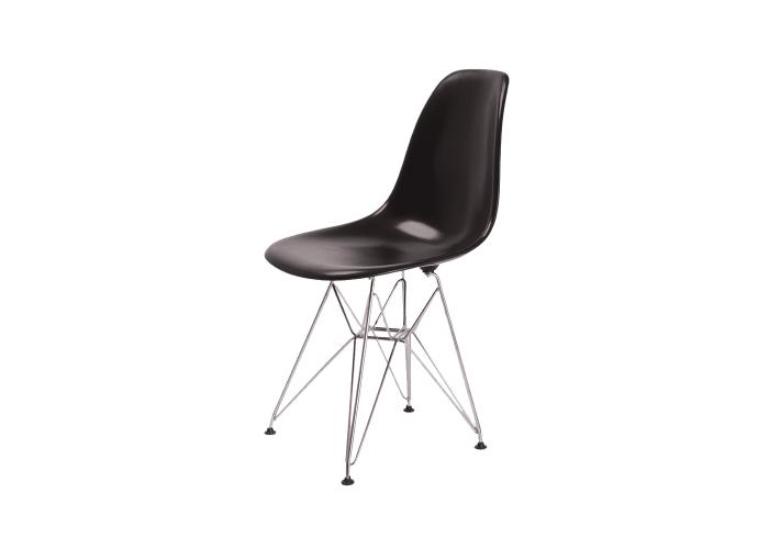 Стул Eames DSR Chair (черный)  1