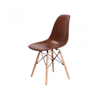 Стул Eames DSW Chair (кофейный)
