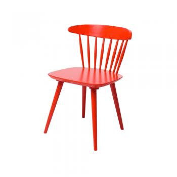 Стул J104 Chair (красный)