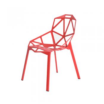 Стул Chair One (красный)