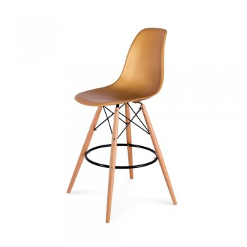 Барный стул Eames Bar Chair (золото)