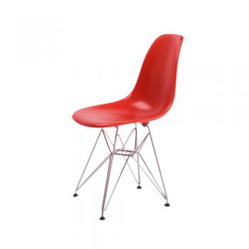 Стул Eames DSR Chair (красный)